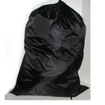 Laundry Bag Nylon Black