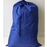 Laundry Bag Polyester Royal Blue