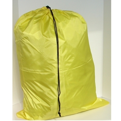 Laundry Bag: Yellow