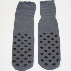Bari-Tred BRAND non-skid slipper socks