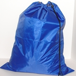 Royal Blue Laundry Bag
