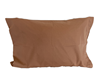 Chocolate Brown Pillowcases (Six Pack) - 180 Thread Count