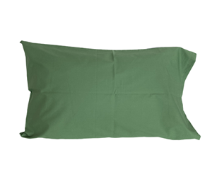 Green Pillowcase 180 Thread Count