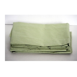 Green Pillowcases (Six Pack)