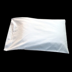 King Size White T250 Pillowcases (Per Dozen)