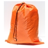 "Orange Laundry Bag 22"" x 28"" with Grommet (each)"