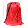 "Red Laundry Bag with Carry Strap 30""x40"" (each)"