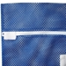 "Zipper Blue Mesh Net Laundry Bags 24"" x 36"""