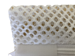Closeup of White Mesh Bag